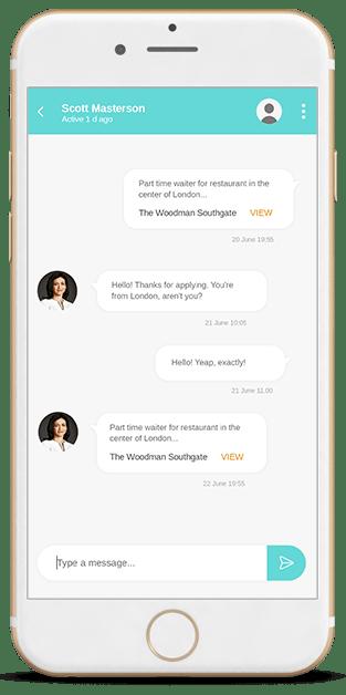 messaging app solution