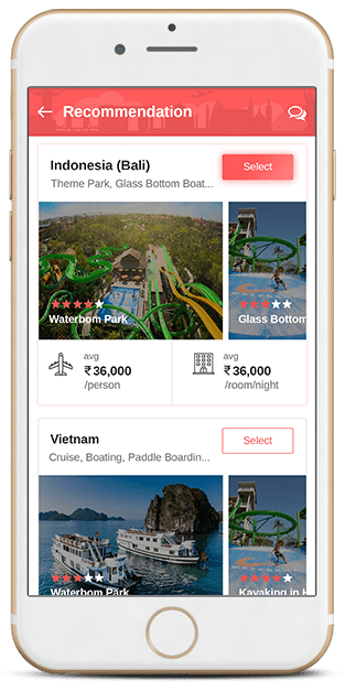 geek travel and tourism booking system