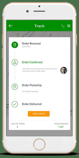 registration feature chat app